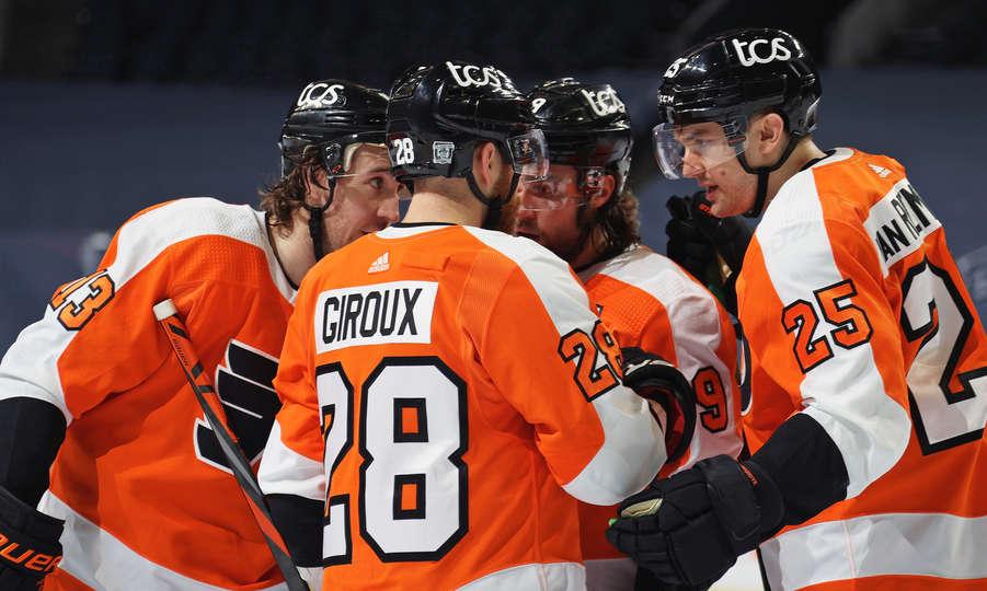 Philadelphia Flyers Schedule